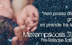 Metempsicosis Prerelease - 09 Ciò che si è perso - L.E.S. Lazzeri Ermini Salucco