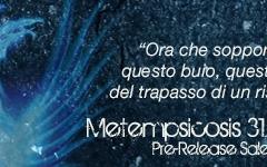 Metempsicosis Prerelease - 11 La mia vita - L.E.S. Lazzeri Ermini Salucco