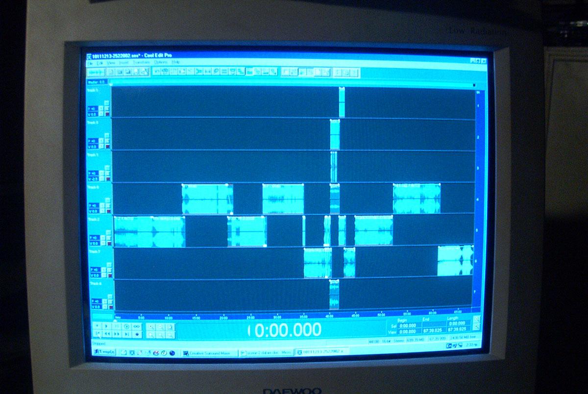 Marzo 2003 news - L.E.S. Fabio Lazzeri Michele Ermini Lamberto Salucco