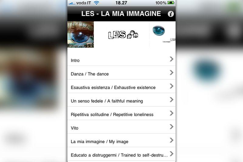 L.E.S. Lazzeri Ermini Salucco La Mia Immagine app - Lamberto Salucco