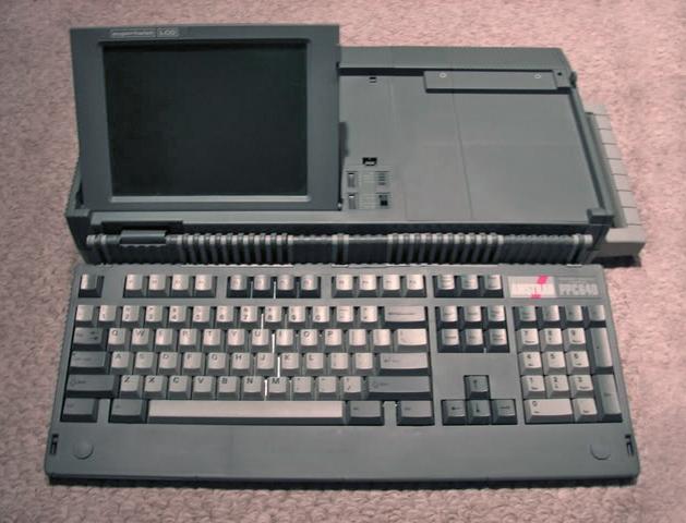 Glorie del passato: Amstrad PPC640 - Pareri e Pensieri - PiF