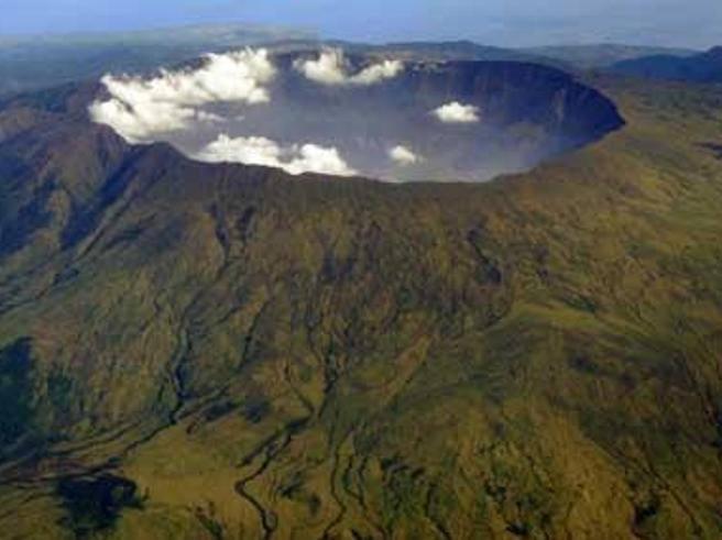 Monte Tambora - Pareri e Pensieri