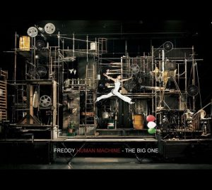 Freddy Human Machine - Lamberto Salucco - Rebus Multimedia
