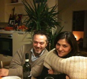 Benvenuta Greta Lazzeri! Fabio e Camila Lazzeri - Rebus Multimedia