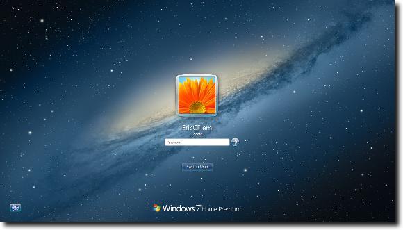 LogOn di Windows: cambiamo lo sfondo - Pareri e Pensieri - PiF