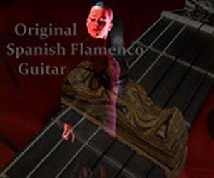 "Compilation ""Original Spanish Flamenco Guitar""! Lamberto Salucco"