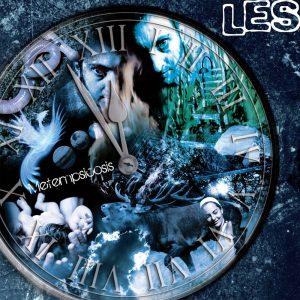 L.E.S. Lazzeri Ermini Salucco - Metempsicosis cover