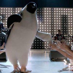 Pinguino incantatore Vodafone -Pareri e Pensieri - PiF