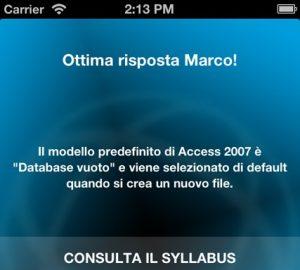 Pubblicato l'aggiornamento 2.0 di AICA EcdlQuiz di Lamberto Salucco per iOS!