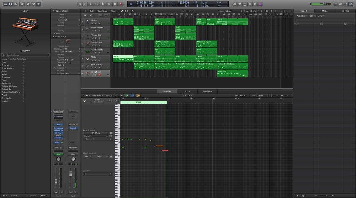 CMB Project - Track 13!
