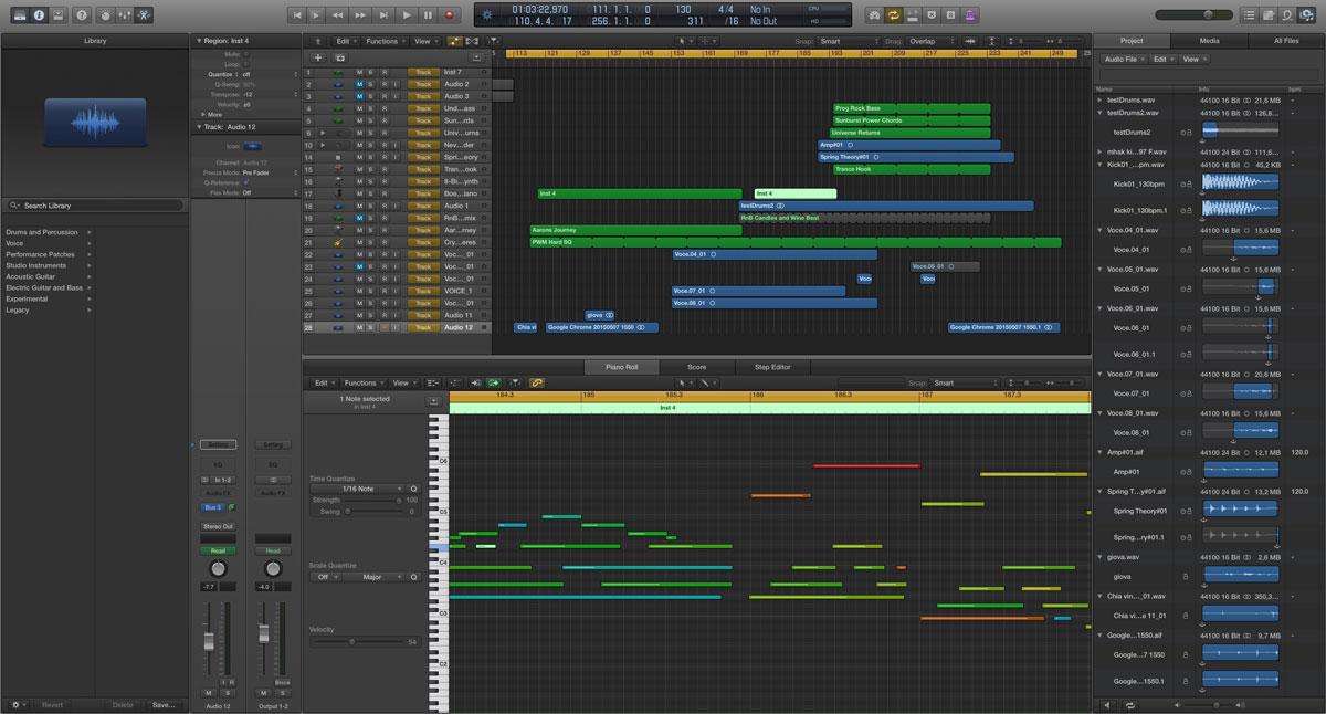 CMB Project - Track 09!