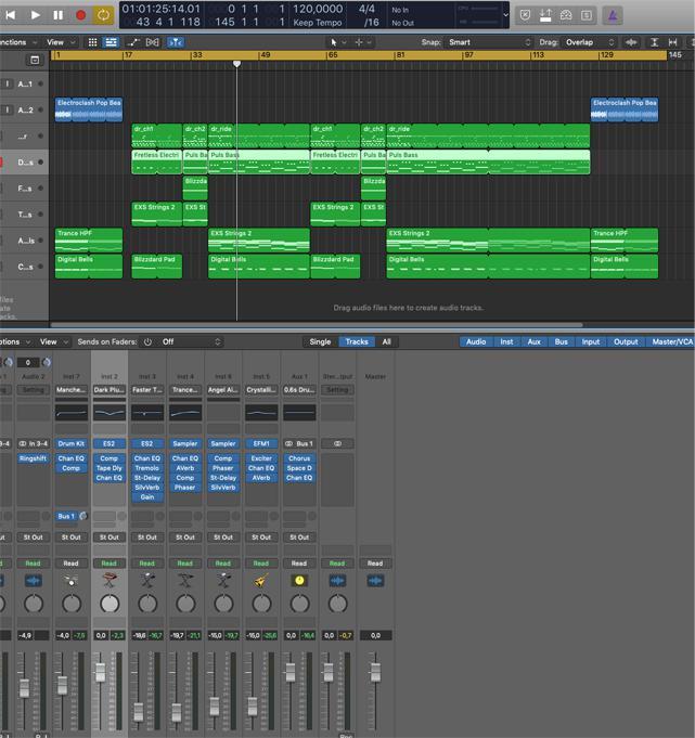 CMB Project - track20 - Lamberto Salucco