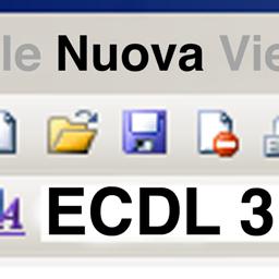 """Nuova ECDL 3"" (Word Processing) su Google Play! - Lamberto Salucco"