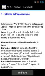 Nuova ECDL modulo 3 - Word Processing - Lamberto Salucco