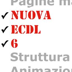 Nuova ECDL 6 - Presentation - Rebus Multimedia