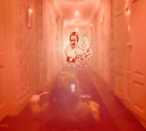 Supermegaboy - Shining Teaser Trailer - Lamberto Salucco Fabio Leocata