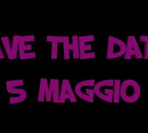 Supermegaboy Save the date - Lamberto Salucco Fabio Leocata