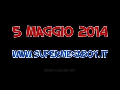 supermegaboy - una settimana - Lamberto Salucco - Fabio Leocata