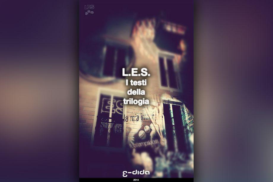 Pubblicato l'ebook dei L.E.S. I testi della trilogia - Lamberto Salucco