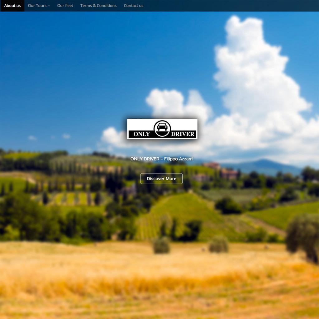 OnlyDriver 2014 website - Rebus Multimedia