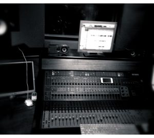 CMB Project at the Koan Studio! - Lamberto Salucco