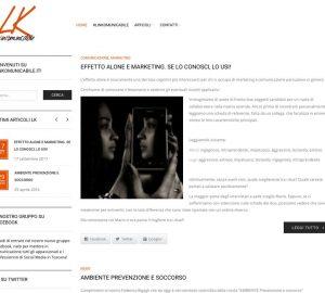 Pubblicato il sito LinKomunicabile - Rebus Multimedia - Lamberto Salucco