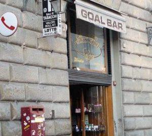 Un caffè al Goal Bar di Firenze - Pareri e Pensieri