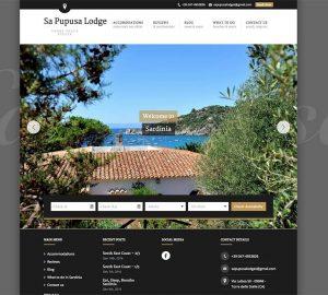Rebus Multimedia - Lamberto Salucco - Sa Pupusa Lodge website