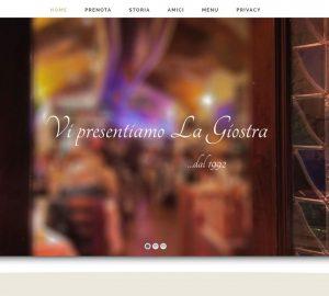 Restyling Ristorante La Giostra - Rebus Multimedia - Lamberto Salucco