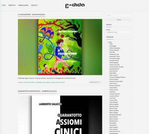 Restyling 2018 sito internet Edida - Rebus Multimedia - Lamberto Salucco