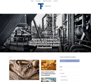 Nuovo sito per Toscana Formazione - Rebus Multimedia - Lamberto Salucco