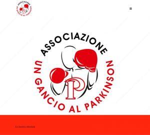"""Pubblicato il sito """"Un Gancio Al Parkinson"""" - Rebus Multimedia - Lamberto Salucco"""