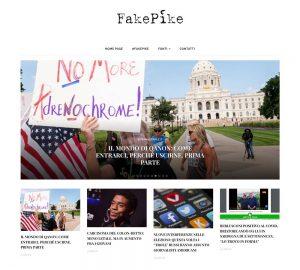 Avviato il progetto Fake Pike di Lamberto Salucco - Rebus Multimedia