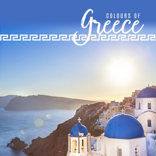 Lamberto Salucco Colours of Greece