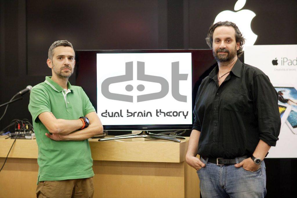 Lamberto Salucco & Pier Francesco Cigliana - DBT Dual Brain Theory