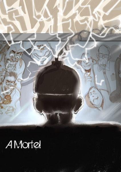 Recensione di Metempsicosis - Stefano Angelo