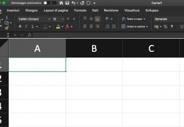 Pillole di Excel - 01 - Panoramica - Lamberto Salucco