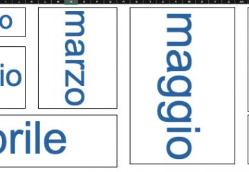 Pillole di Excel - 08 - Nomi - Lamberto Salucco