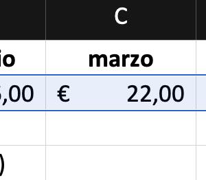 Pillole di Excel - 09 - Conta.se - Lamberto Salucco