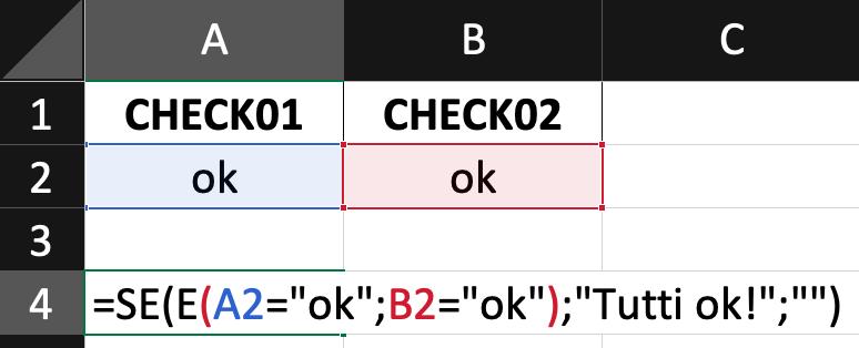 Pillole di Excel - 22 - Funzioni Logiche - Lamberto Salucco