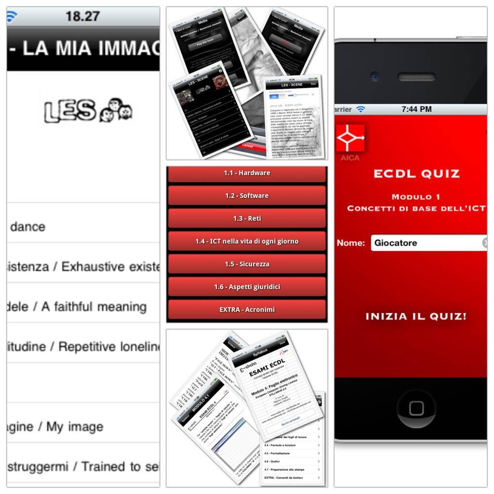 Sviluppo app iOS & Android - Lamberto Salucco - Rebus Multimedia
