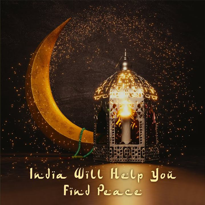 Lamberto Salucco India will help you find peace