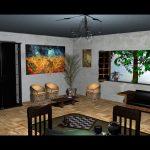 3D render Rayboom - Lamberto Salucco