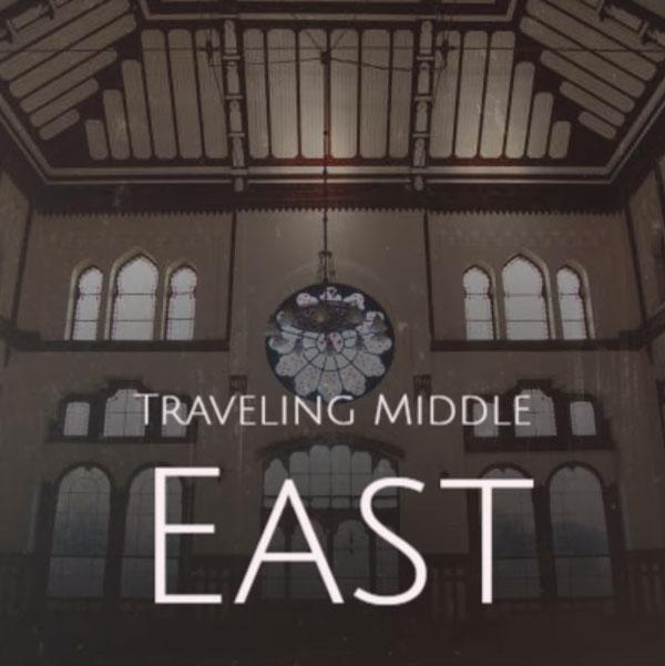 Lamberto Salucco Traveling Middle East