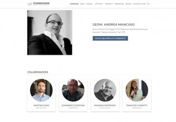 Online il restyling Studio Mancuso - Lamberto Salucco ! Rebus Multimedia